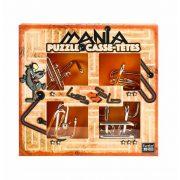 Puzzle Mania - Orange - fém ördöglakat