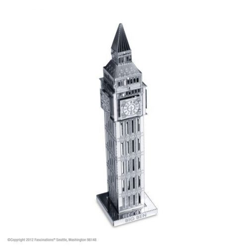 Big Ben - Metal Earth - 3D fém puzzle