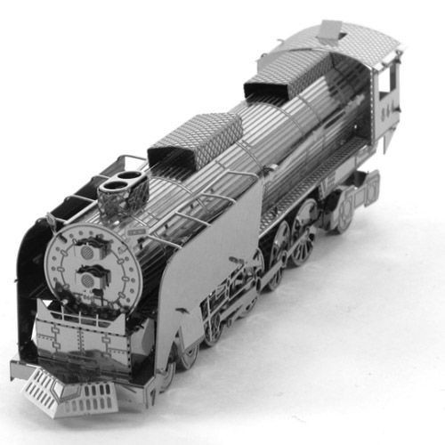 UP 844 Gőzmozdony - Metal Earth - 3D fém puzzle