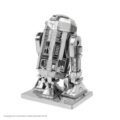 Star Wars R2D2 - Metal Earth - 3D fém puzzle