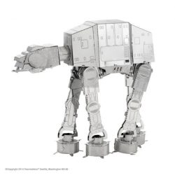 Star Wars AT-AT Birodalmi lépegető - Metal Earth - 3D fém puzzle