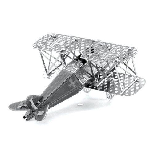 Fokker D-VII - Metal Earth - 3D fém puzzle