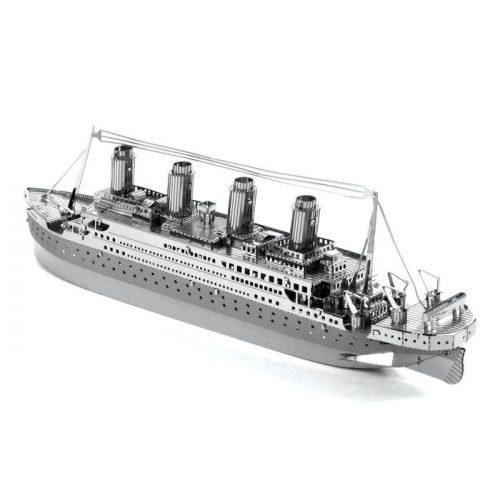 Titanic - Metal Earth - 3D fém puzzle