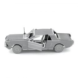 1965 Ford Mustang Coupe - Metal Earth - 3D fém puzzle
