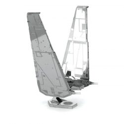 Star Wars Kylo's Ren's Command Shuttle - Metal Earth - 3D fém puzzle