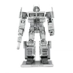 Transformers Optimus Prime - Metal Earth - 3D fém puzzle