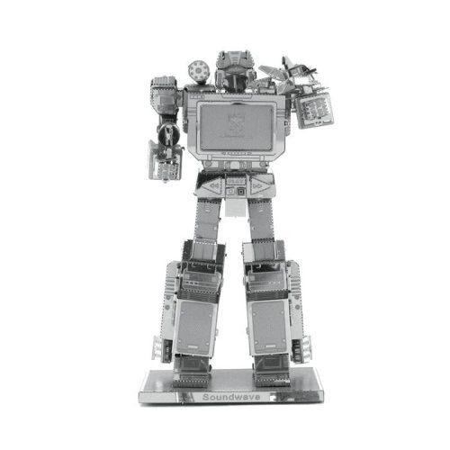 Transformers Soundwave - Metal Earth - 3D fém puzzle