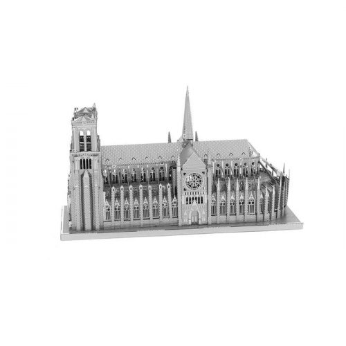 Iconx - Notre Dame - Metal Earth - 3D fém puzzle