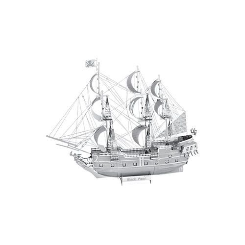 Iconx - Black Pearl - Metal Earth - 3D fém puzzle