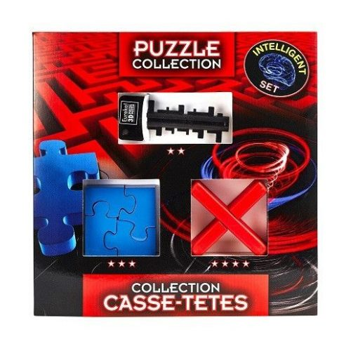 INTELLIGENT Puzzles collection ördöglakat