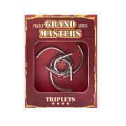 Grand Master Puzzles - Triplets ördöglakat
