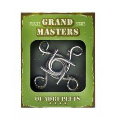 Grand Master Puzzles - Quadruplets ördöglakat