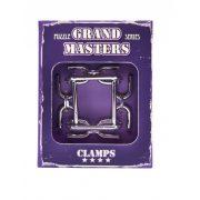Grand Master Puzzles - Clamps ördöglakat