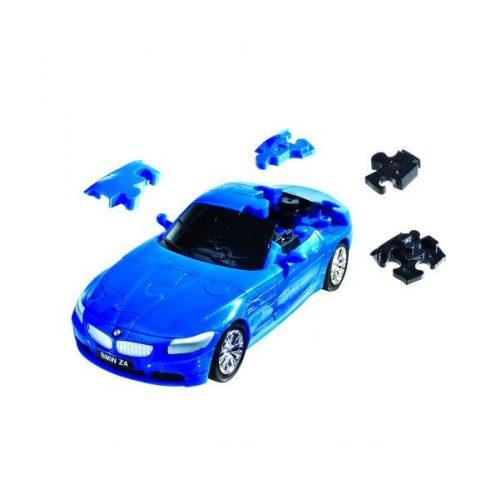 3D Puzzle - BMW Z4 - kék ördöglakat