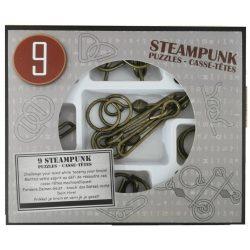 Steampunk Puzzle Set (9) - Szürke ördöglakat