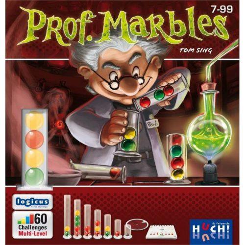 Prof. Marbles logikai játék